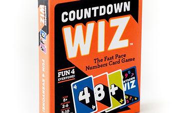 Fun Fast Math Algebra Card Game