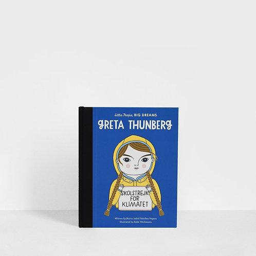 little people, big dream   greta thunberg