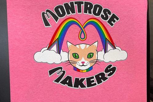 Pink kitty cat