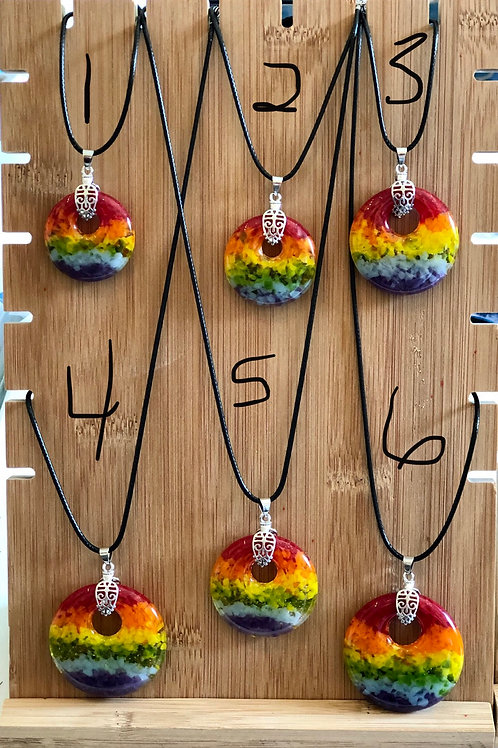 Round Pride pendants 1 - 6 is available (indicate which # you want to purchase)