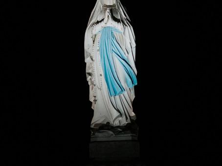 Hail, Mary!