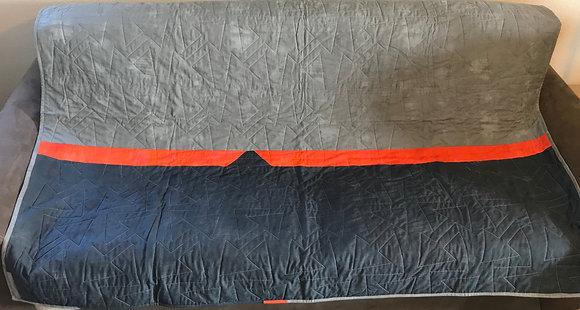 Bandeau Orange et Flèches