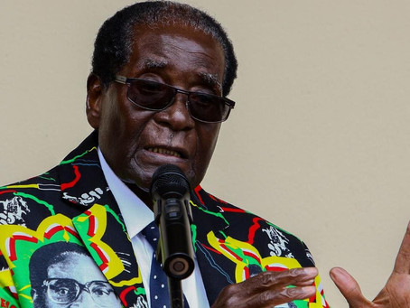 Robert Mugabe dies at 95, and mixed condolences are pouring in.