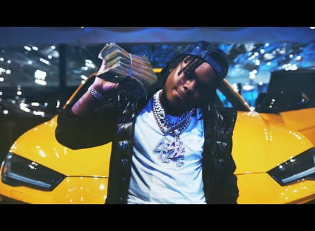 42 DUGG DROPS VISUALS FROM  'BIG 4'S'  FROM YOUNG & TURNT 2 MIXTAPE