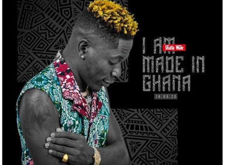 Shatta Wale – I Am Made In Ghana (Prod by Paq)