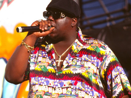 Notorious B.I.G. now Officially Inducted Into Rock and Roll Hall of Fame