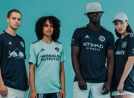 MLS and adidas Celebrate Earth Day With Limited Edition Kits