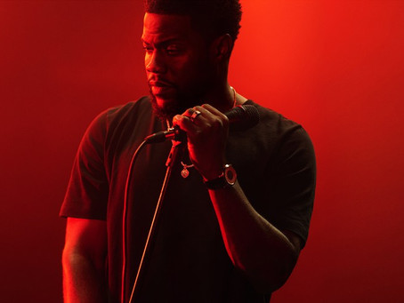 Kevin Hart's latest Netflix Stand-Up Special Is Now Streaming