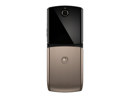 An Official Look at the Motorola Foldable Razr