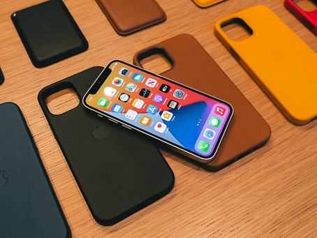 Apple releases iPhone 12 Studio For MagSafe Case and Wallet Customization