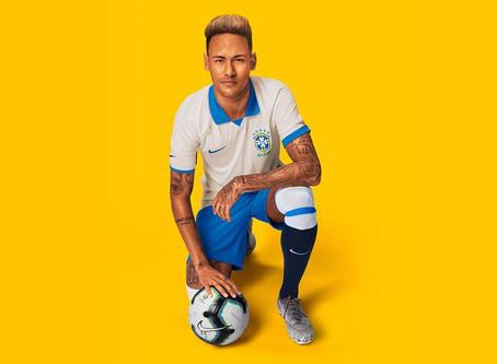 Nike debuts Brasil 2019 Copa America  Jersey