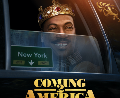 DEF JAM SET TO RELEASE SOUNDTRACKS FOR 'COMING 2 AMERICA' ON MARCH 5