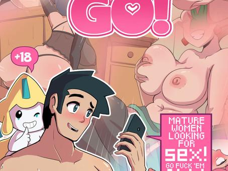 MOM GO (moms call for sex guy) episode 1