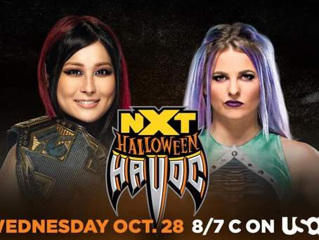 WWE NXT Halloween Havoc Results:  Grades, Review and Highlights