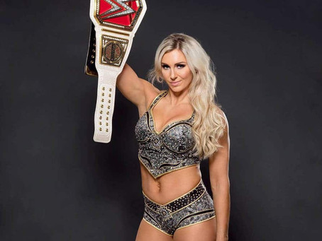 WWE Charlotte Flair leaked  boobs and P*** nudes  (viral)