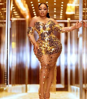 I wanted fast booty results – Moesha explains why she had lipo surgery