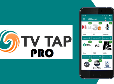 Tvtap pro for android free download