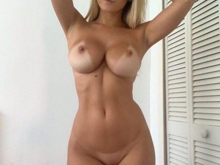 Model Polina Aura Sitnova Nude Leak