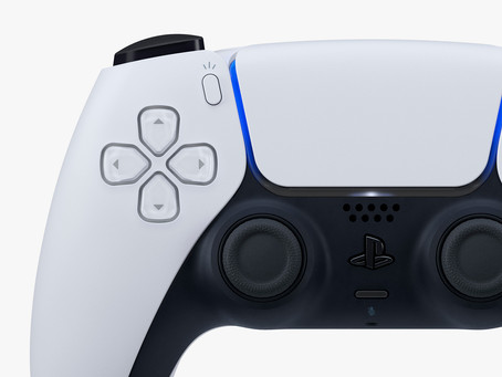 Sony Reveals its New DualSense Controller for PlayStation 5