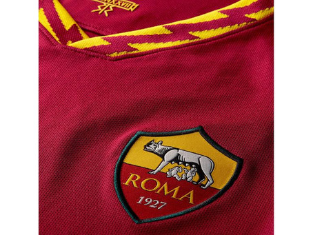 Nike launches AS Roma Home Jersey [Roman Mythology-Inspired ]