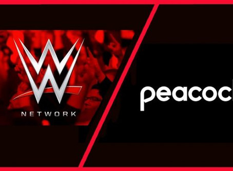 NBC acquires WWE content on Peacock