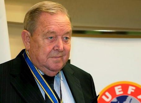 Champions League founder Lennart Johansson dies aged 89