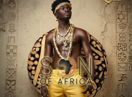 Kuami Eugene – Son Of Africa (Full Album)