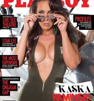 Playboy South Africa January 2019 free download