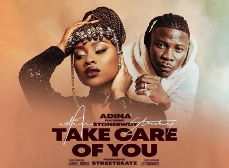 Adina – Take Care Of You ft. StoneBwoy (Official Video)