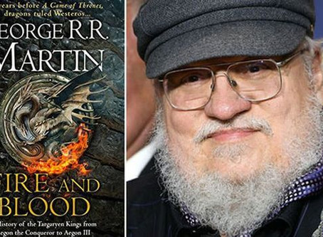Fire & Blood by George R.r. Martin free download