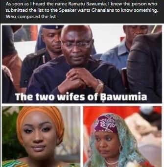Ramatu Bawumia – Meet The Beautiful First Wife Of Ghana's VP Mahamudu Bawumia