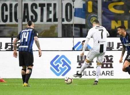 Ronaldo scores 600th club goal in Juventus draw