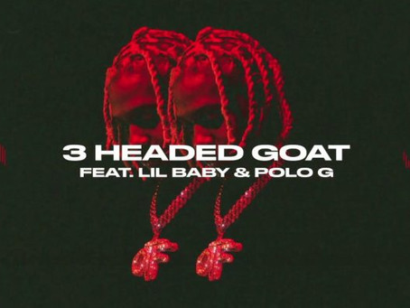LIL DURK DROPS NEW '3 HEADED GOAT' VISUALS FEAT. LIL BABY AND POLO G