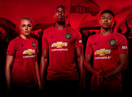 Manchester United unveil New Home Kit to Celebrate Treble Win's 20th Anniversary