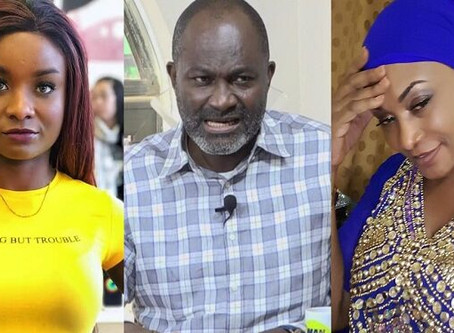 ken Drugged And Impregnated Me reason Why Our Child is Also a Drug Addict'- Ken agyapongs baby mama