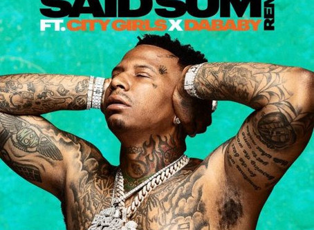 "MONEYBAGG YO, CITY GIRLS AND DABABY RELEASES ""SAID SUM"" REMIX"
