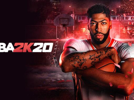 NBA 2K20 Free Download fully cracked (v1.05) for windows