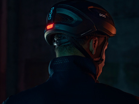 POC drops the World's First Self-Powered Cycling Helmet