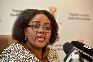 South African tourism minister to visit Ghana, west africa.