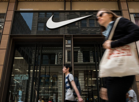 Nike Could Lose $3.5 Billion USD in Q4 2020 Revenue Due to COVID-19 Experts Say