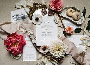 Zaca Creek Wedding Invitations