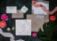 California Dream Wedding Invitations