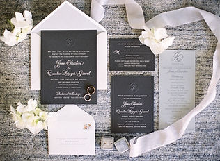 Paris Wedding Invitaions