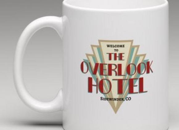 "Overlook Hotel ""Souvenir Mug"" from the Shining"