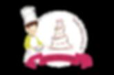 les Milles Folies de Papou, pâtissier, créatif, gourmand, alsace, bas rhin, obernai, sélestat, logo