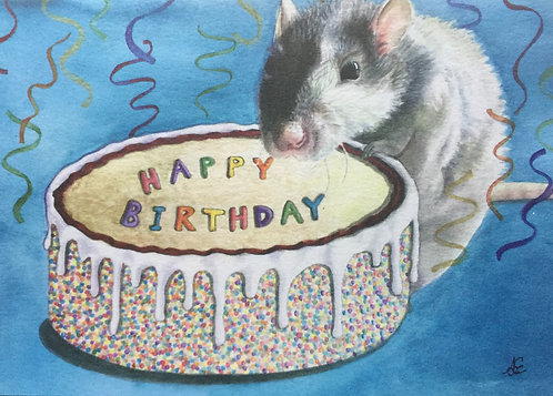 Birthday ratsy