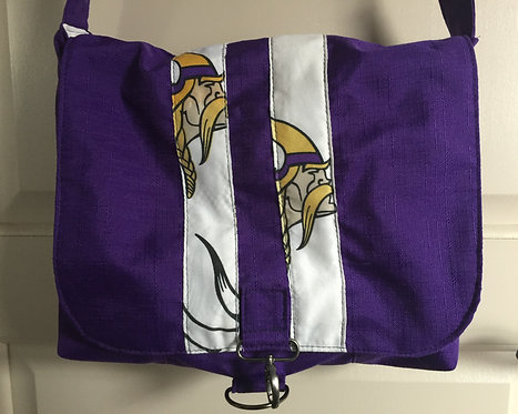Vikings Messenger Bag