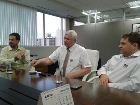 Reunião da CBDS com o Ministro
