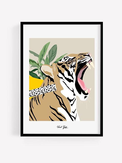 קולאז' פראי | Wild