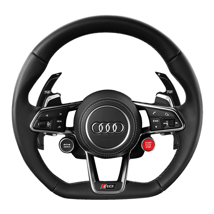 Audi S Tronic Billet Paddle Shifter V3